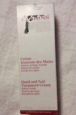 Clarins Hand and Nail Treatment Cream, 3.4-Ounce