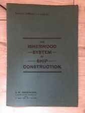 The Isherwood System of Ship Construction