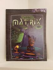 Shadowrun: Target Matrix, Softcover, RPG, Fasa