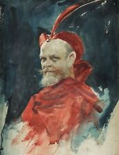 Mefisto Mephisto by Anders Zorn 21x16 inch Print