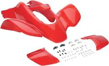 Honda TRX400EX 99-04 Maier Standard Front Fender With Extensions Fighting Red