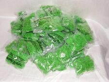 50BAG'SGREEN LOOM BANDS - REFILL RUBBER BANDS - LATEX FREE -15,000 BANDS *