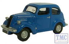 76FP001 Oxford Diecast 1:76 Scale OO Gauge Ford Popular 103E Blue