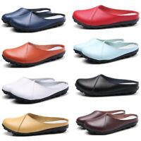 NEW Womens Spring Flats Anti-slip Slingbacks Slip on Soft Casual Shoes US4.5-11