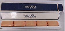 "Vintage Estee Lauder ""ESTEE"" 5 Perfumed Guests Soaps Still Wrapped in Box"