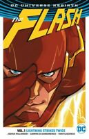 FLASH VOL. 1 REBIRTH - WILLIAMSON JOSH E. DC COMICS PAPERBACK  SOFTBACK