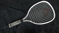 """Vtg Head RX 50 Power Wedge RACQUETBALL RACQUET 3 3/4"""" with case"""