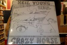 Neil Young & Crazy Horse Zuma LP sealed vinyl RE reissue