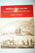 British William Roy 1726-1790 Pioneer of the Ordnance Survey Reference Book