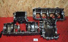 Blocco Motore Alloggiamento Motore CRANK CASE MOTORE ENGINE KAWASAKI GPX 600 R ZX C #13