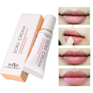 Lips Scrub Gel Moisturizing Remove Dead Skin Exfoliating Lip Care Cream 12g