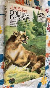L'Ornitorinco, Baker,  Colline d'Estate, 1° ed. Rizzoli, 1983