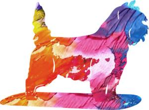 Cairn Terrier Ornament Gift Idea Dog Statue Art
