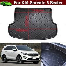 Car Boot Cargo Mat Trunk Liner Tray Floor Mat For KIA Sorento 5 Seater 2013-2018