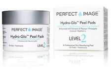 PERFECT IMAGE HYDRO-GLO™ Skin Lightening Peel Pads Enhanced with Lactic Acid 30%