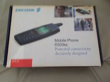 vintage ericsson r320sc mobile phone boxed