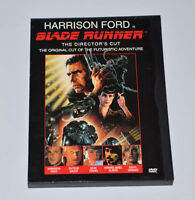 BLADE RUNNER Autograph  HARRISON FORD DIRECTOR'S CUT  Signed