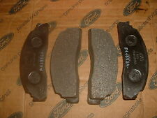 NEW FRONT BRAKE PADS - FITS: FORD FIESTA & SPORT & SUPERSPORT MK1
