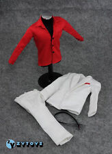 """ZY Toys 1/6 Scale Clothes Red Shirt  ONLY - Fit 12"""" Action Male Figure"""