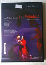 RAMEAU (DVD) Les Paladines. Les Arts Florissants. 2 Disc Set (2004)