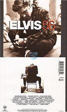 ELVIS PRESLEY 56 CD ALBUM 20 titres dont la prise 5 de heartbreak hotel