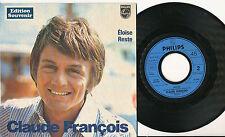 """CLAUDE FRANCOIS 45 TOURS FRANCE 7"""" TIMEBOX NORTHERN SOUL MOD DANCER *"""