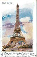 France Paris Tour Eiffel - Eiffel Tower 04.86