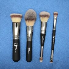 IT Cosmetics Heavenly Luxe DualEnd Complexion Perfection Powder Foundation Brush