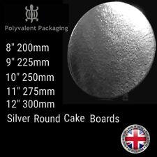 "cake boards, round cake board 8"" 9"" 10"" 11"" 12"""