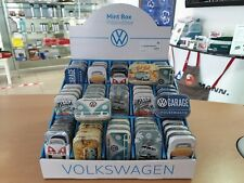 "Volkswagen ""Mint Box"" Pillen Dose"