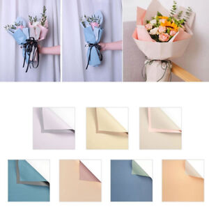 20PCS Waterproof Flower Wrapping Paper/Flowers Gifts Packing Wedding Decor