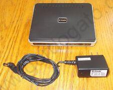 D-Link DES-1105 5 Port Fast Ethernet (10/100) Wired External Network Switch