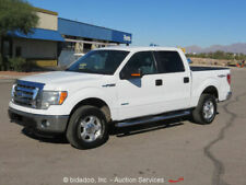 New listing 2011 Ford F150 4Wd Crew Cab Pickup Truck 3.5L EcoBoost V6 A T A C 5.5 Bed