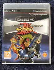 • The Jak and Daxter Trilogy • HD Classic • Remastered • Sony • PS3 •