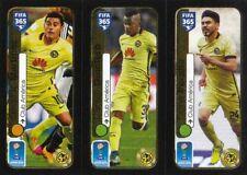 Panini Sticker Fifa 365 2017 Nr. 664a Osvaldo Martinez 664b Darwin Quintero 663c