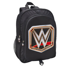 Official WWE Authentic  Championship 3-D Molded Backpack Multi