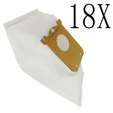 18 X Synthetic Vacuum Cleaner Bags for WERTHEIM 5030 5035 6030 6035 S-BAG