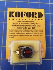 Koford M504G Blueprinted Super Feather G12 Motor w/ Can BB  from Mid-America