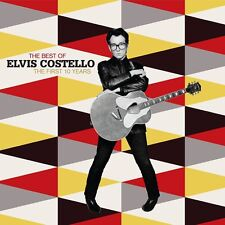 ELVIS COSTELLO     -      THE FIRST 10 YEARS - THE BEST OF       -     NEW CD