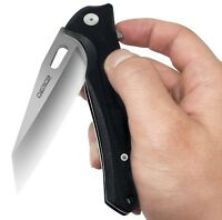 "OerLa TAC Folding Knife -Paladin Series- Ball Bearing Quickly Open - 3.8"" Blade"