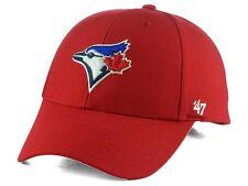 '47 Brand MLB Toronto Blue Jays MVP Hat Cap Red New