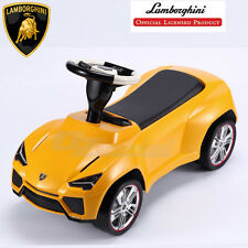 Lamborghini Licenced Ride On Foot To Floor First Car Baby Toddler Toy Yellow