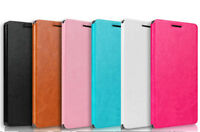 Luxury Retro Flip Book Stand Wallet PU Leather Case Cover For OnePlus 5t Phones