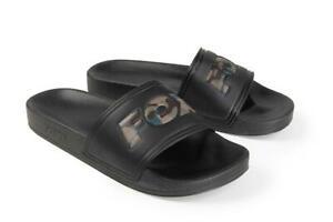 Fox Sliders Black / Carp Fishing Footwear
