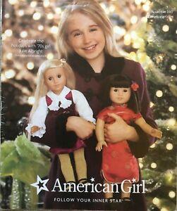 American Girl Catalog - November 2007 Pictured: 70's Girl Julie Albright & Ivy