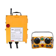 Industrial Wireless Electric Hoist Remote Control Transmitter + F24-60 Receiver