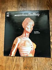 RON GEESIN & ROGER WATERS - MUSIC FROM THE BODY - WEIRD AVANT GARDE,ELECTRONICS!