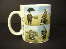 New listing Guy Buffet The Pursuit of Leisure Vintage Golf Theme 16 oz Coffee Mug Cup