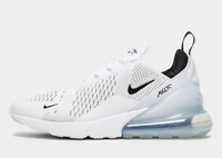 Nike Air Max 270 Mens Trainers White Black Clear Limited Edition Shoes All Sizes