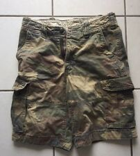 Hollister Men's Army Cargo Shorts Size 30 Pre-owned